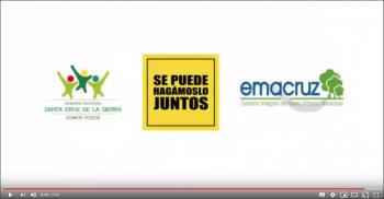 EMACRUZ ¡Usa Bolsas reutilizables!