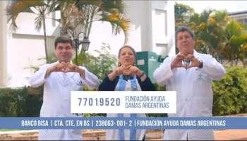 Campaña de corazón abierto para el Hospital San Juan de Dios - FADA